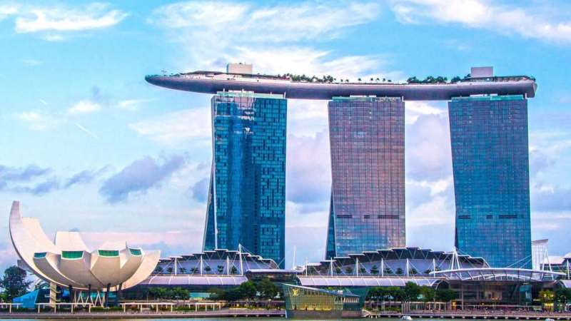 Architectural Wonders: The Largest Buildings In The World