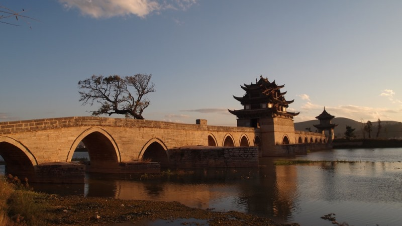 Explore China: 8 Architectural Wonders of Yunnan