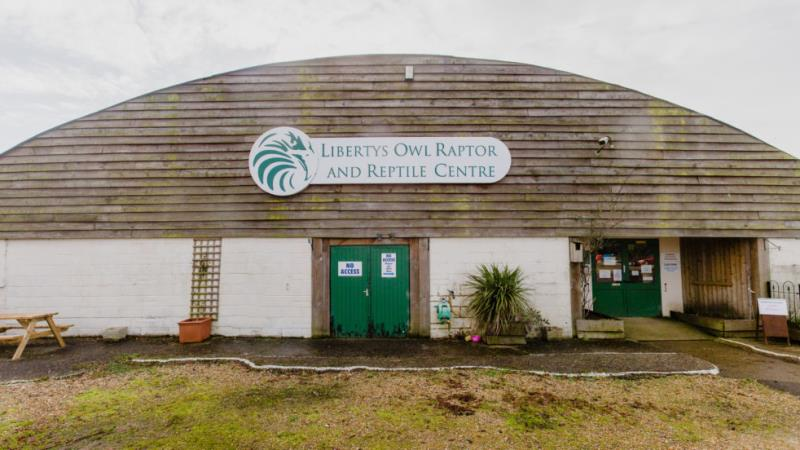 Planning a Visit to Liberty's Owl Raptor and Reptile Centre