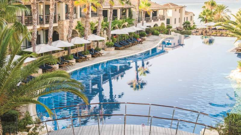 Treat Yourself To Luxury At The Columbia Beach Resort Cyprus